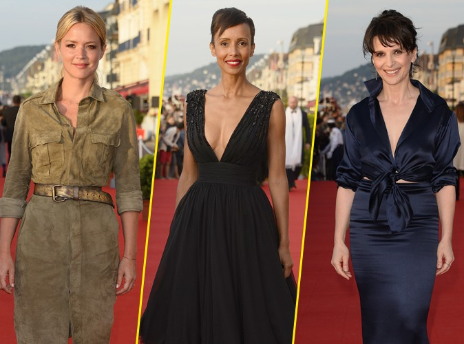 Virginie Efira, Sonia Rolland, Juliette Binoche : trois dr�les de dames font leur cin�ma !