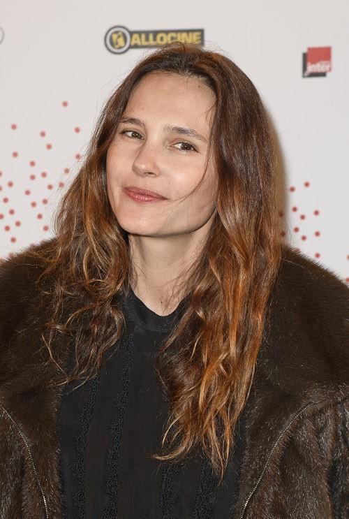 Virginie Ledoyen à Paris le 26 mars 2015