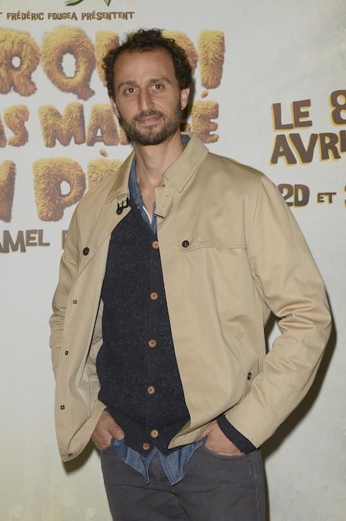 Arié Elmaleh seul pour la première du film de Jamel Debbouze, Pourquoi j'ai pas mangé mon père, le 29 mars 2015