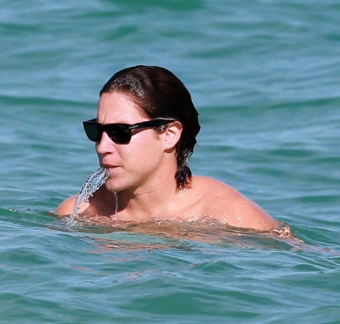 Vito Schnabel à Miami, le 6 décembre 2012.