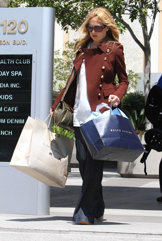 Photos : Rachel Zoe est accro au shopping