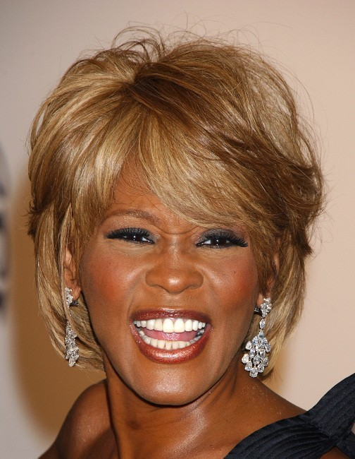 Whitney Houston lorsqu'elle était encore radieuse...