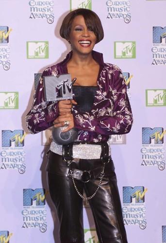 Aux MTV Europe Music Awards à Dublin en 1999.