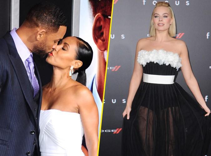 Will Smith et Jada Pinkett : in love sur le red carpet, le message est clair !