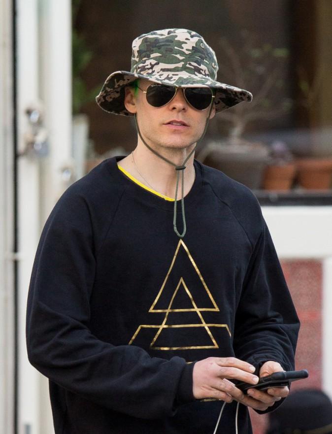 Jared Leto le 29 avril 2015