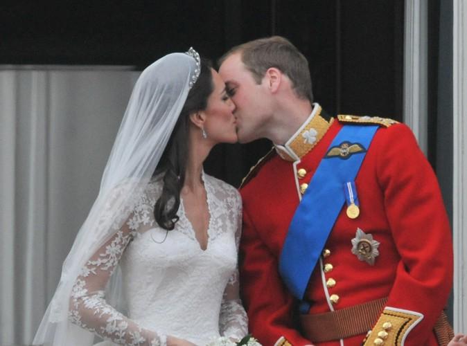 Lors de leur mariage, en avril 2011