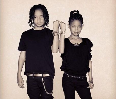 Jaden et Willow