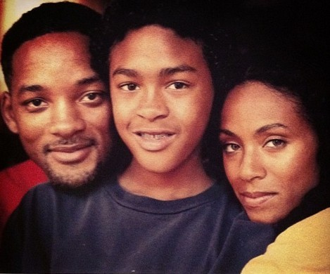Will, Trey et Jada