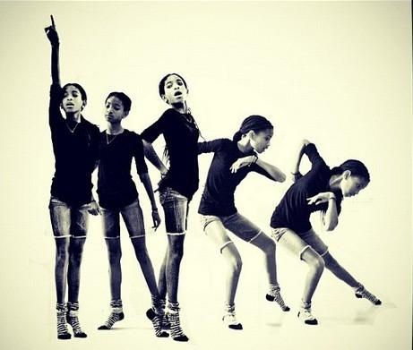 Willow la danseuse