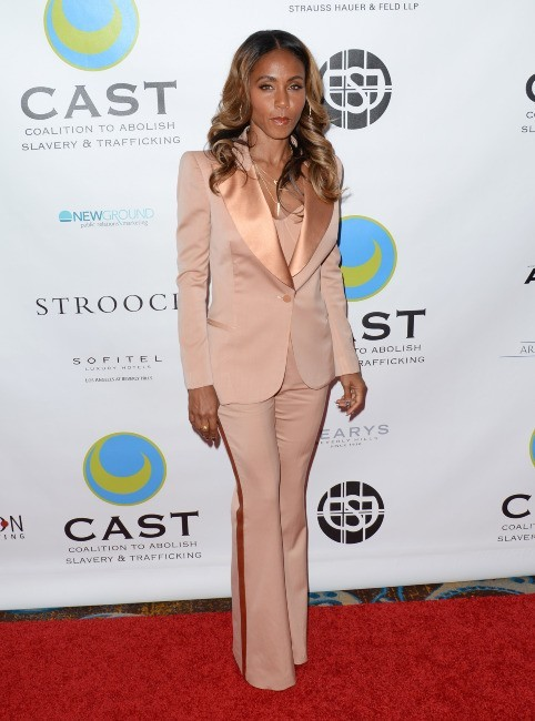 Jada Pinkett-Smith le 9 mai 2013 à Los Angeles