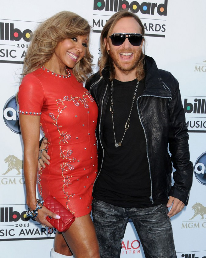 Cathy Guetta & David Guetta