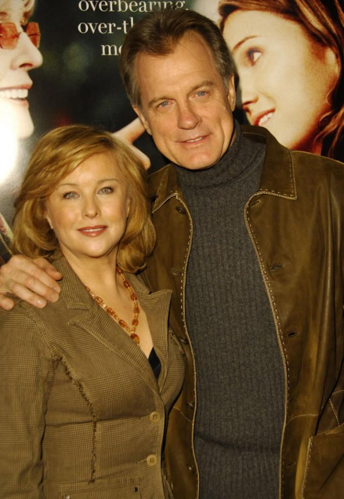 Stephen Collins & Faye Grant