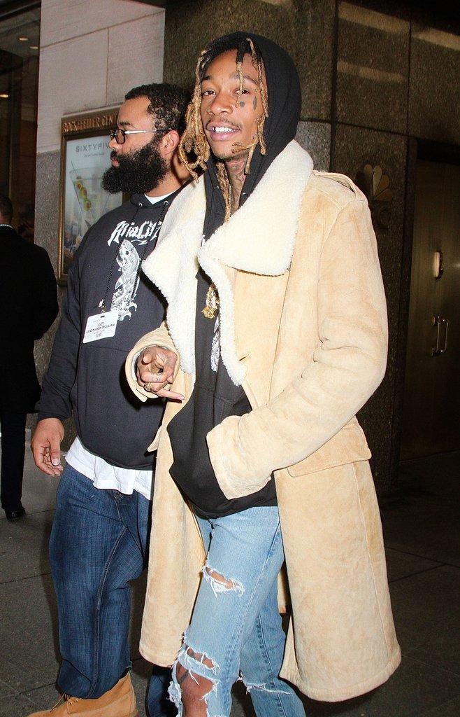 Photos : Wiz Khalifa va lancer sa marque de cannabis !