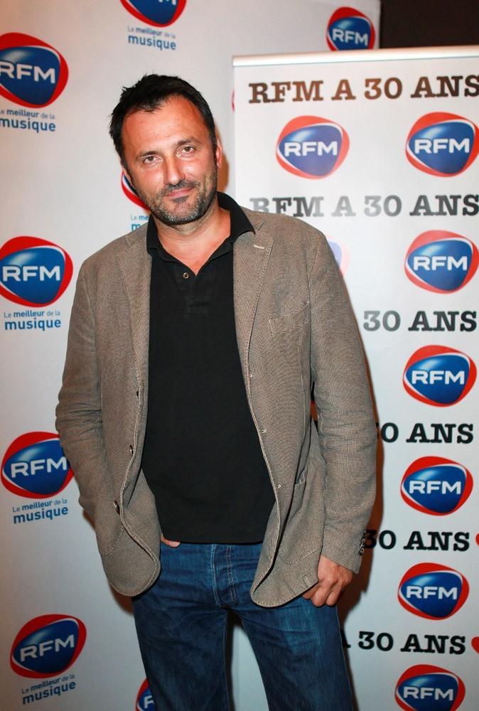 L'animateur Frédéric Lopez