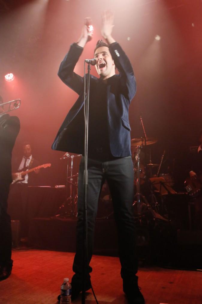 Photos : Yoann Fréget : en concert, son gospel émerveille !