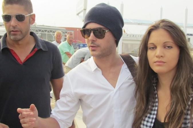 Zac Efron à Venise le 3 septembre 2012