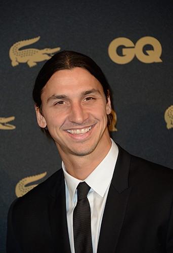 Zlatan Ibrahimovic à Paris le 20 novembre 2013