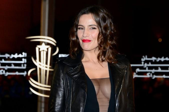 Zoé Félix à la cérémonie de clôture du Festival du Film de Marrakech le 8 décembre 2012