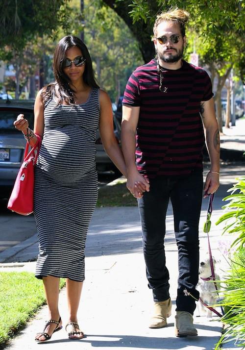 Photos : Zoe Saldana et Marco Perego : ils savent comment précipiter l'arrivée de leurs bébés !