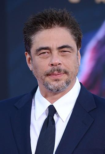 Benicio del Toro à Los Angeles le 21 juillet 2014