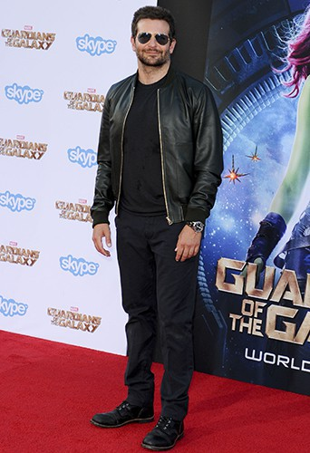 Bradley Cooper à Los Angeles le 21 juillet 2014
