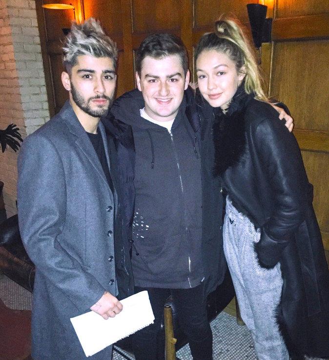 Zyan Malik et Gigi Hadid