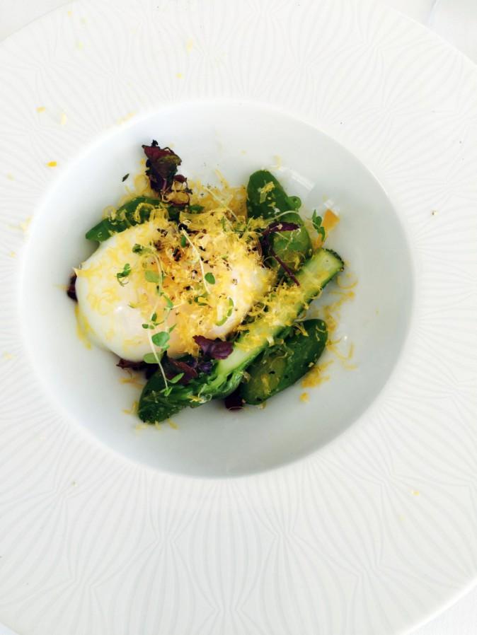 Homard, risotto, œuf parfait ou passion et jivara... Des plats aussi beaux que bons !