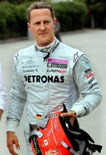 Michael Schumacher: il gagne encore bien sa vie pour être presque un retraité!
