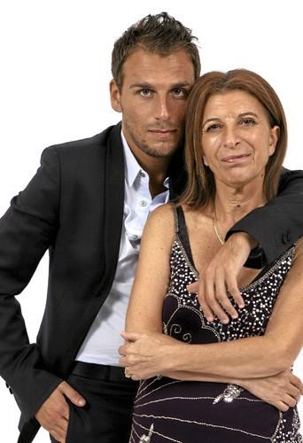 Alexandre et sa maman