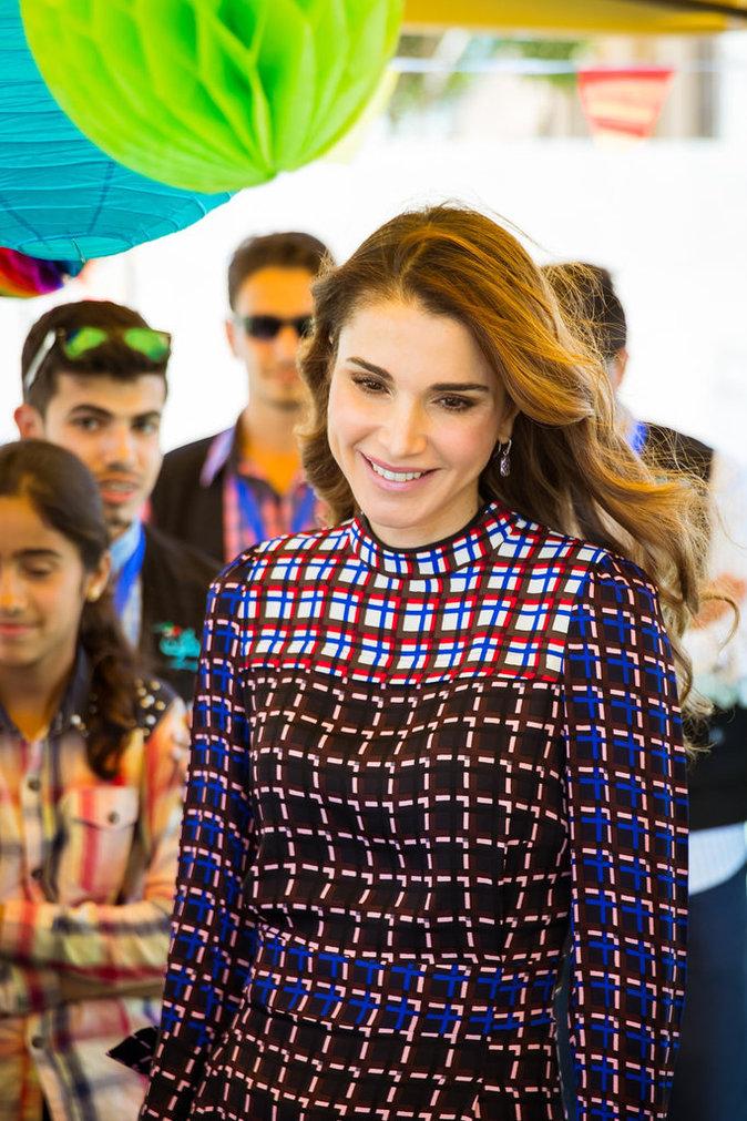 Rania de Jordanie : une reine infatigable... même pendant le Ramadan