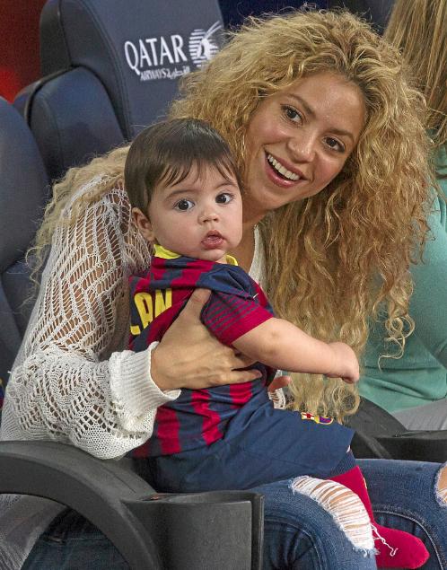 Shakira : Milan !