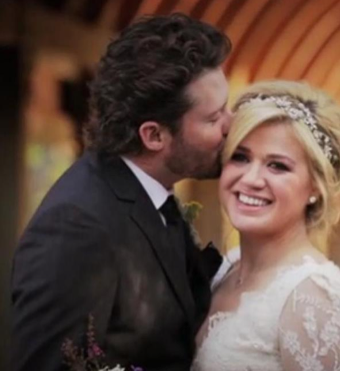 Kelly Clarkson et Brandon Blackstock