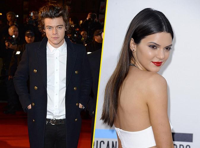 Harry Styles & Kendall Jenner