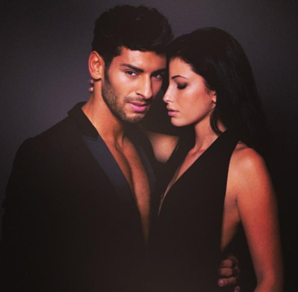 Samir Benzema & Laetitia Tribaldos