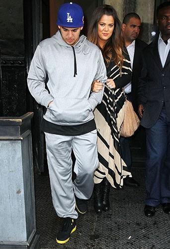 Rob Kardashian en 2012 !