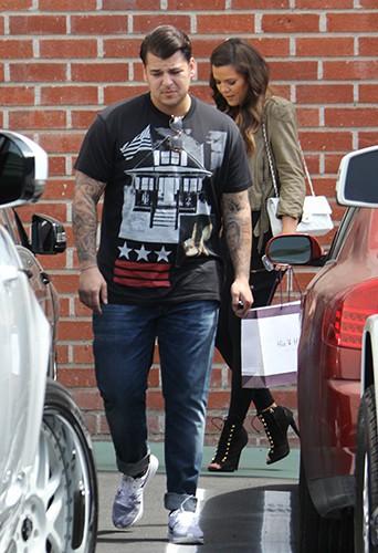 Rob Kardashian en 2013 !