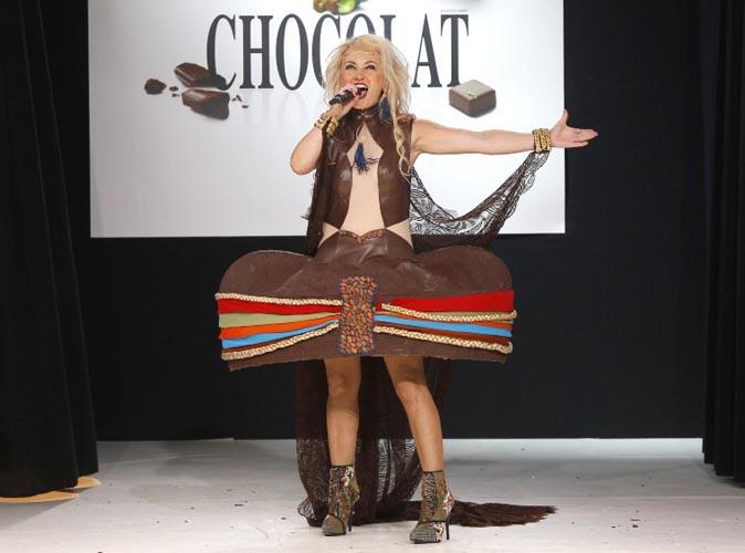 Un défilé chocolaté magique !