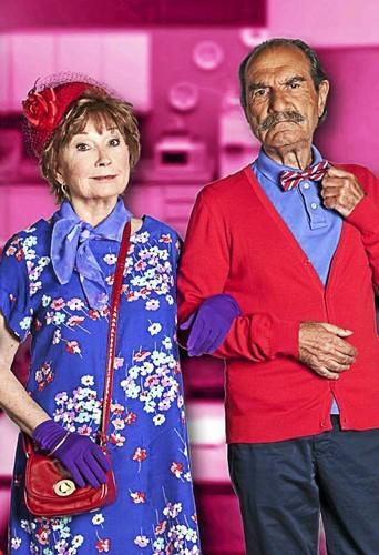 Huguette & Raymond