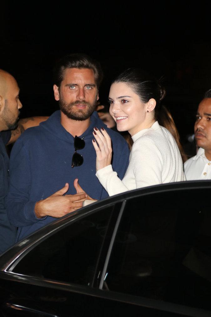Scott Disick, toujours proche de la famille Kardashian-Jenner