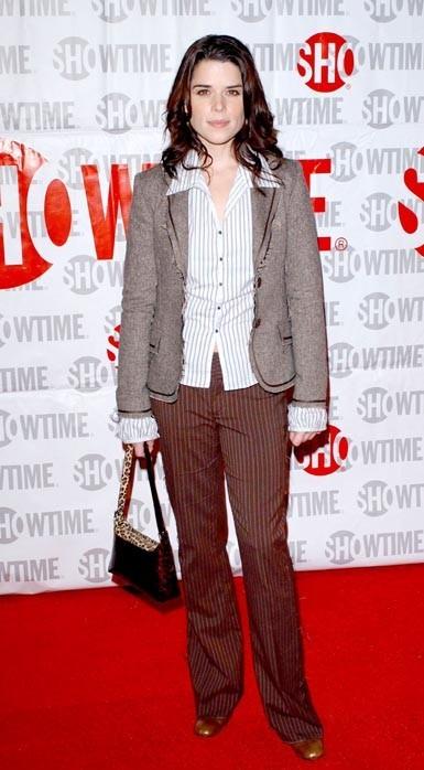 En 2005, elle vient de tourner une comédie qui n'a pas marqué les esprits aux côtés de Christian Slater...