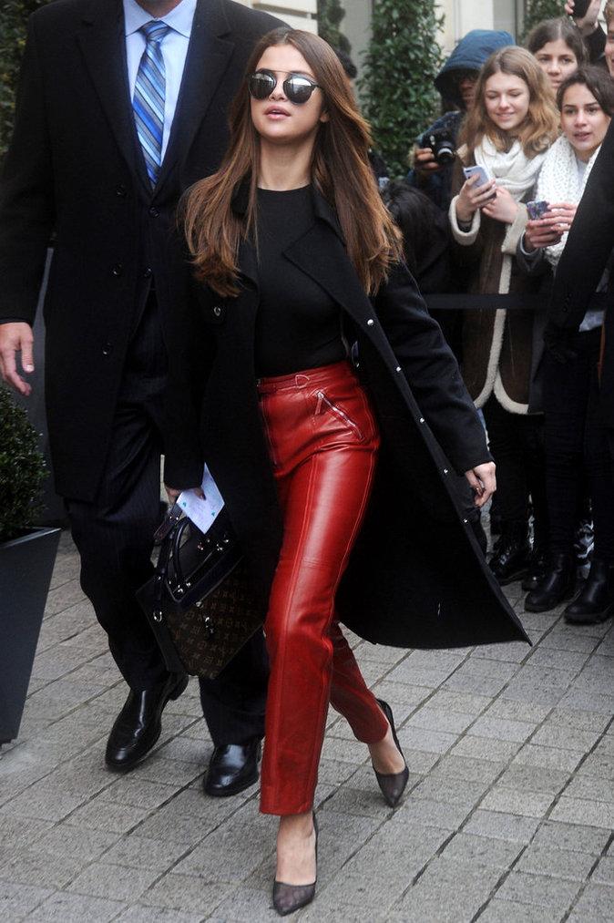 Selena Gomez est une fashionista dans l'âme