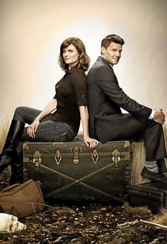 Saison 6 de la sérieBones:Booth et Brennan