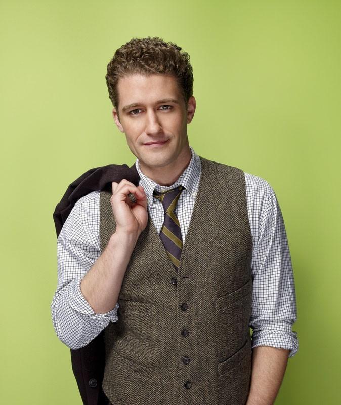 Série : Glee : Matthew Morrison nous dévoile tous ses talents !