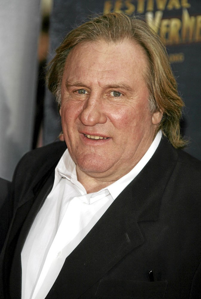 Gérard Depardieu dans Les experts : Paris ?