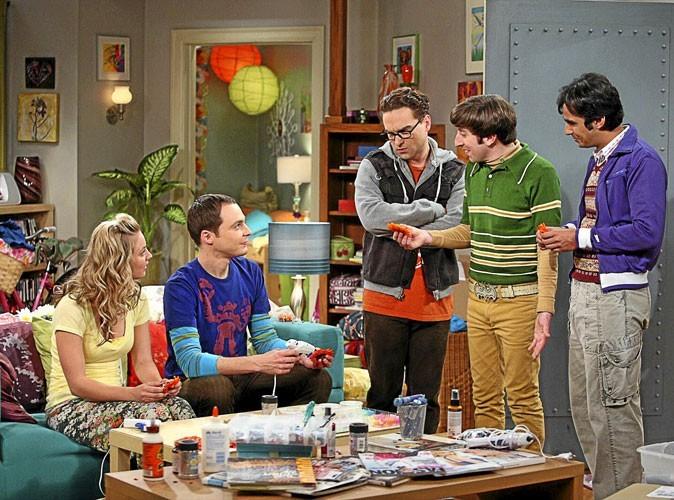 Série : The big bang theory : les nouvelles saisons sur NRJ 12 !
