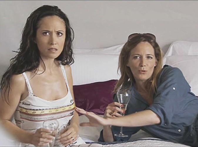 """-""""Vous devriez aider votre femme à se décontracter ! Je la trouve un peu tendue…"""""""