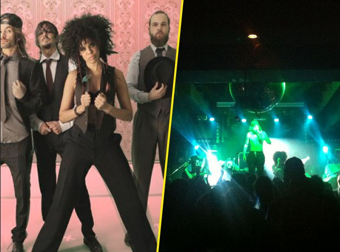Shaka Ponk en showcase privé au Bus Palladium : on y était !