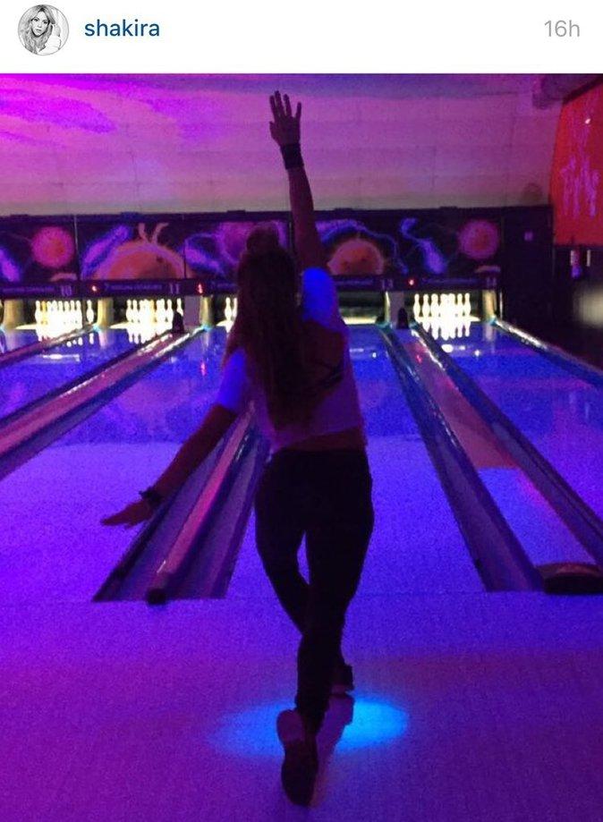 partie de bowling entre copines