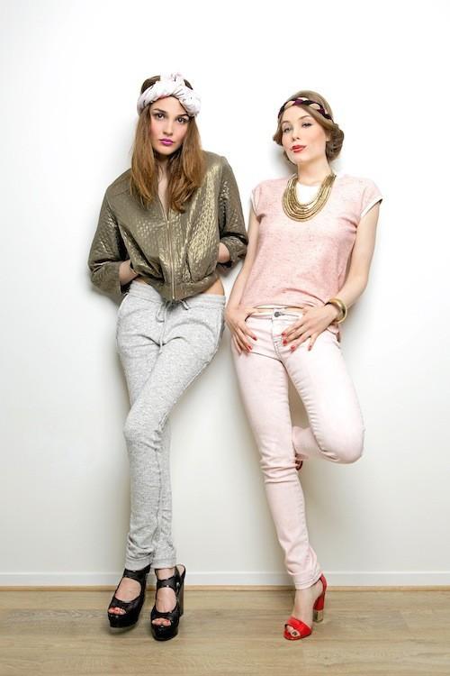 Roxane LeTexier et Camille Lou !