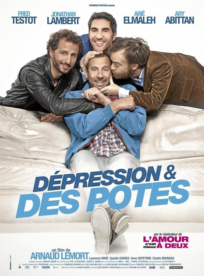 Dépression et des potes au cinéma cette semaine !
